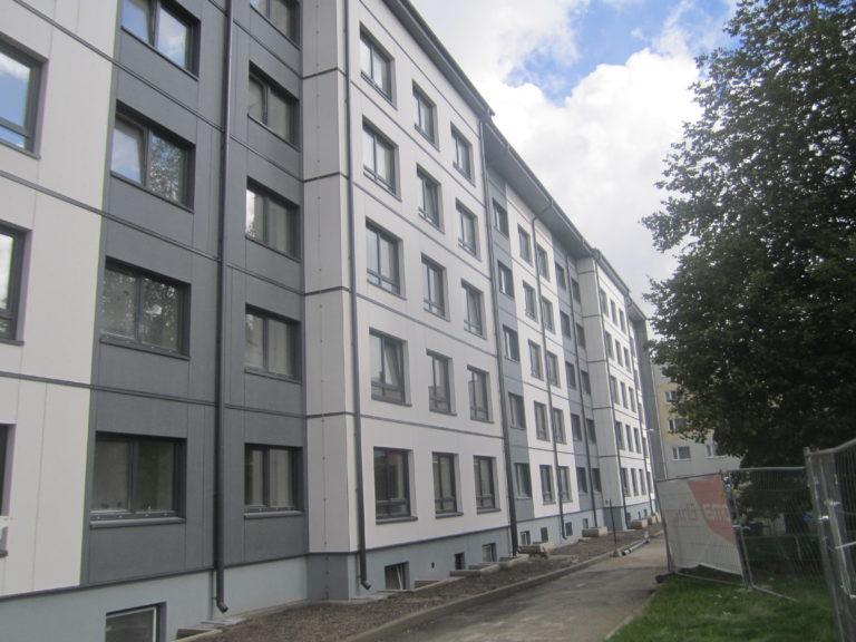 Liginull energia hoone Tallinnas