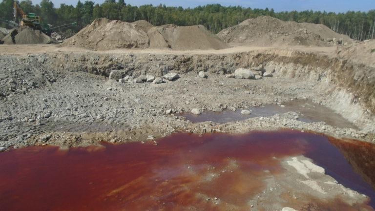 Maadevahe jääkreostuse likvideerimine