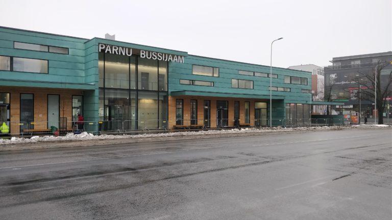Pärnumaa Ühistranspordi-keskus