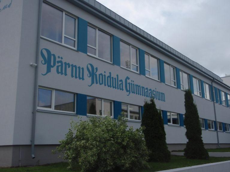 Pärnu Koidula Riigigümnaasium