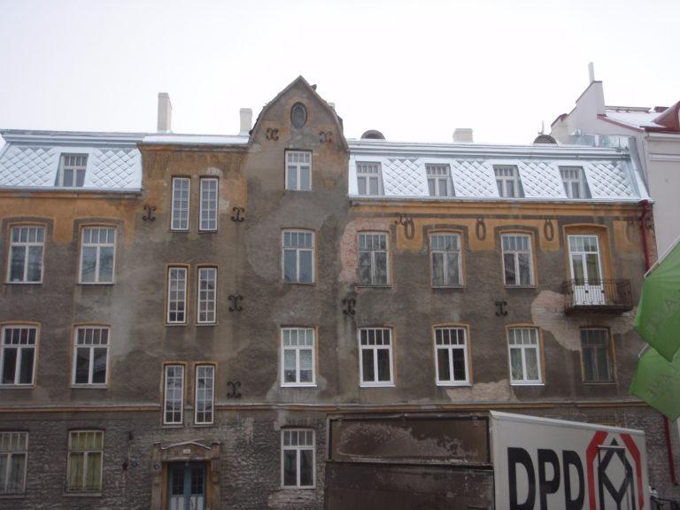 Tallinna Aia tänava Draakonplekk